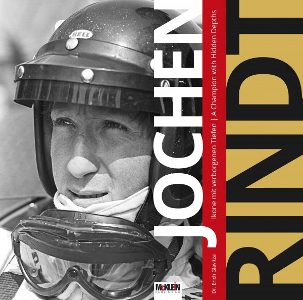 Jochen Rindt #2# Ikone mit verborgenen Tiefen / A Champion with Hidden Depths