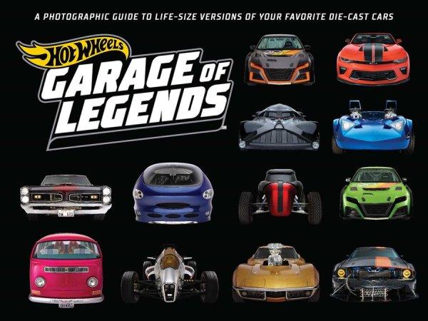 Hot Wheels — Garage of Legends
