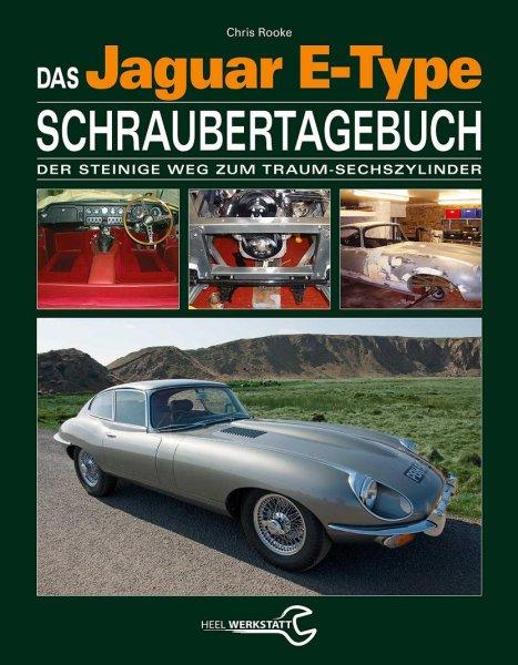 Jaguar E-Type · Schraubertagebuch — Der steinige Weg zum Traum-Sechszylinder