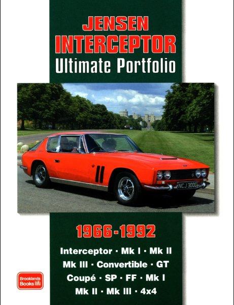 Jensen Interceptor 1966-1992 #2# Brooklands Ultimate Portfolio