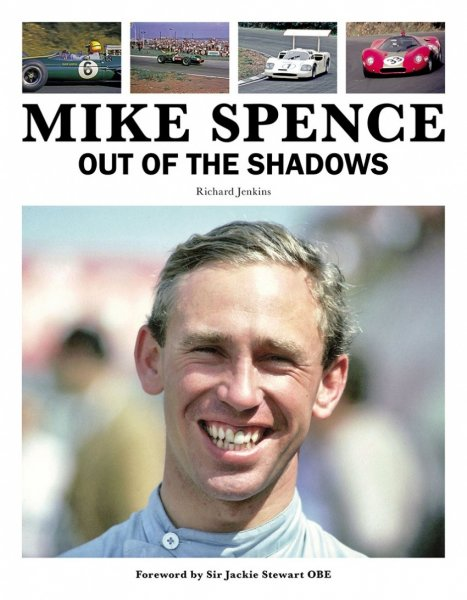 Mike Spence — Out of the Shadows