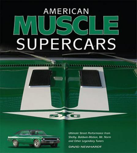 American Muscle Supercars #2# Shelby, Baldwin-Motion, Mr. Norm and Other Legendary Tuners
