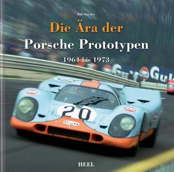 Die Ära der Porsche Prototypen — 1964 bis 1973