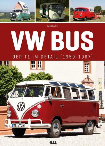 VW Bus #2# Der T1 im Detail (1950-1967)