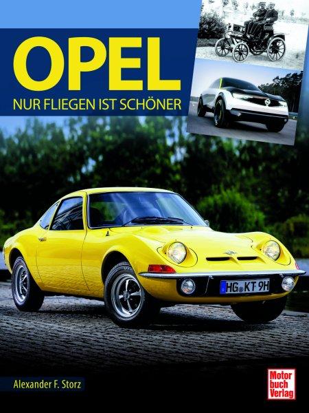 Opel #2# Nur Fliegen ist schöner