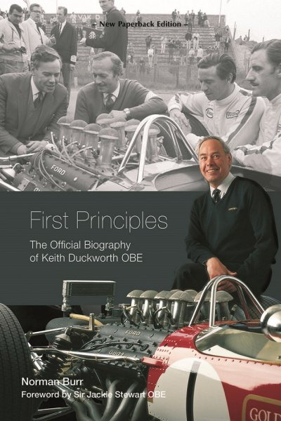 First Principles #2# The Official Biography of Keith Duckworth