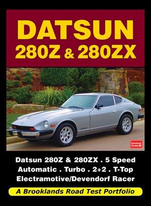 Datsun 280Z & 280ZX — Brooklands Road Test Portfolio