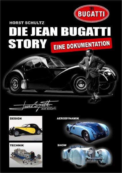 Die Jean Bugatti Story #2# Eine Dokumentation