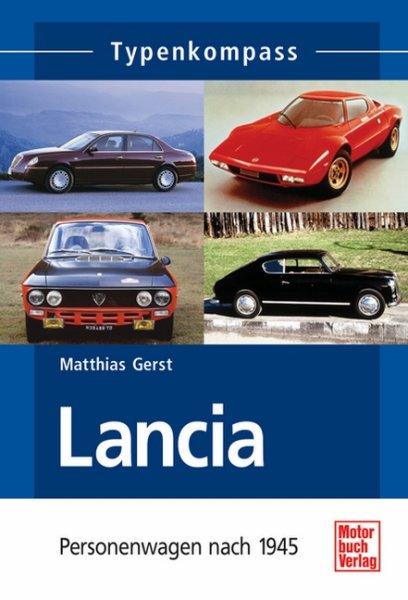 Lancia · Typenkompass — Personenwagen nach 1945
