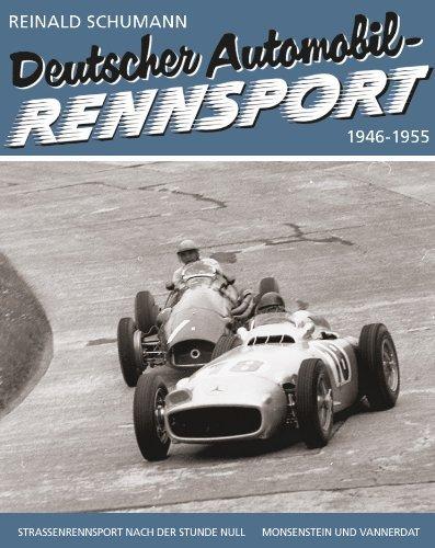 Deutscher Automobil-Rennsport #2# 1946-1955