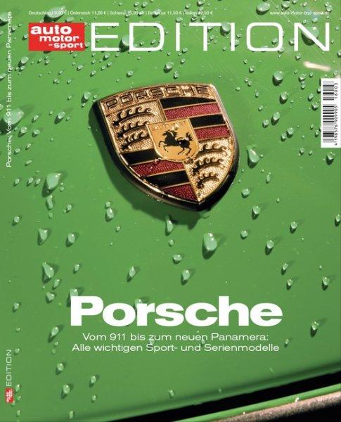 Porsche · Alle wichtigen Sport- und Serienmodelle — auto motor und sport Edition