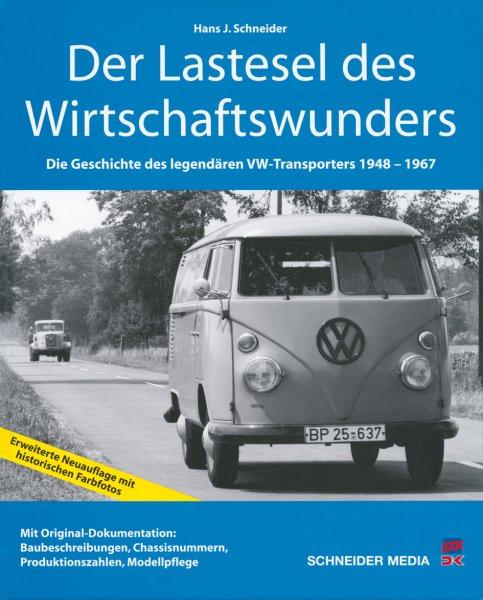 Der Lastesel des Wirtschaftswunders #2# Die Geschichte des legendären VW-Transporters 1948-1967 (T1)