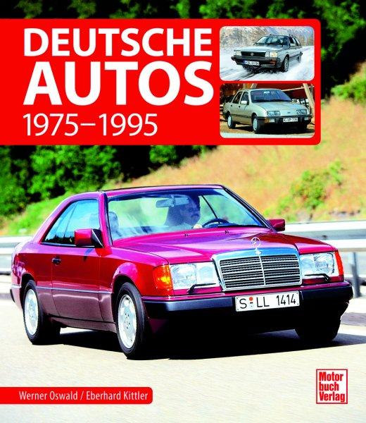 Deutsche Autos 1975-1995 #2# Band 3