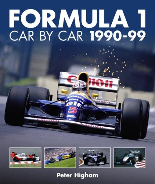 Formula 1 · Car by Car 1990-99