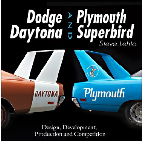 Dodge Daytona and Plymouth Superbird #2# Design, Development, Production and Competition