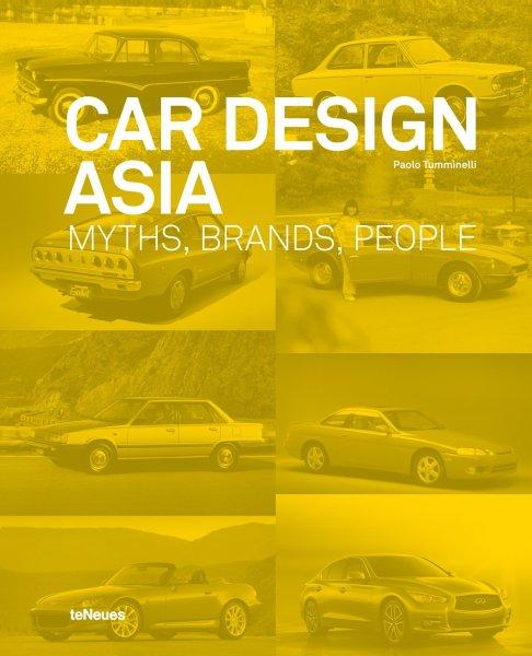 Car Design Asia — Myths, Brands, People