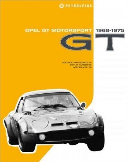 Opel GT Motorsport — 1968-1975