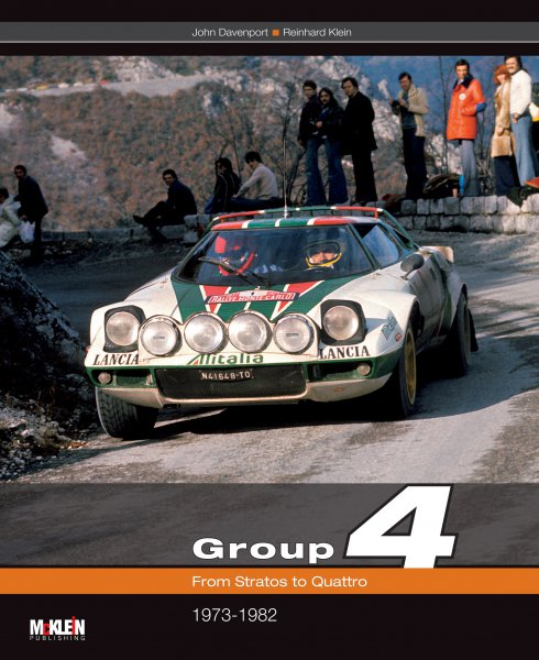 Group 4 #2# From Stratos to Quattro · 1973-1982
