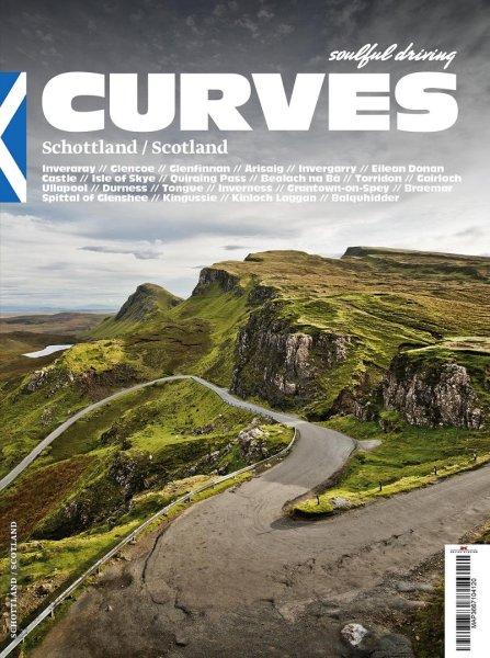 CURVES #8 · Schottland — Scotland
