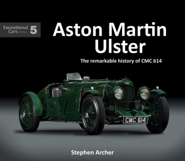 Aston Martin Ulster #2# The remarkable history of CMC 614