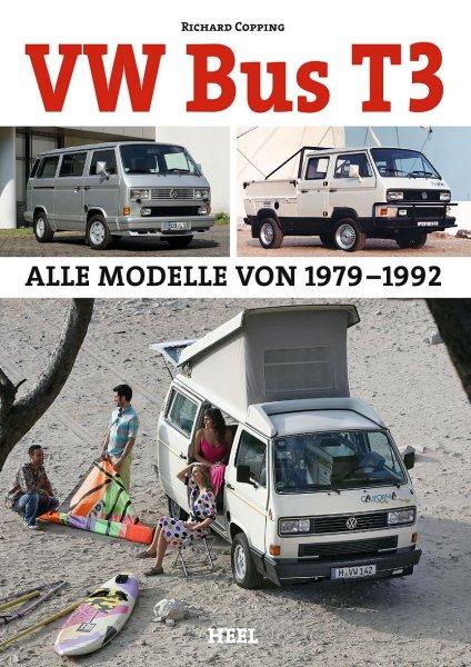 VW Bus T3 #2# Alle Modelle von 1979-1992