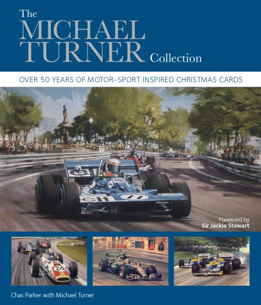The Michael Turner Collection #2# Over 50 years of motorsport-themed christmas cards