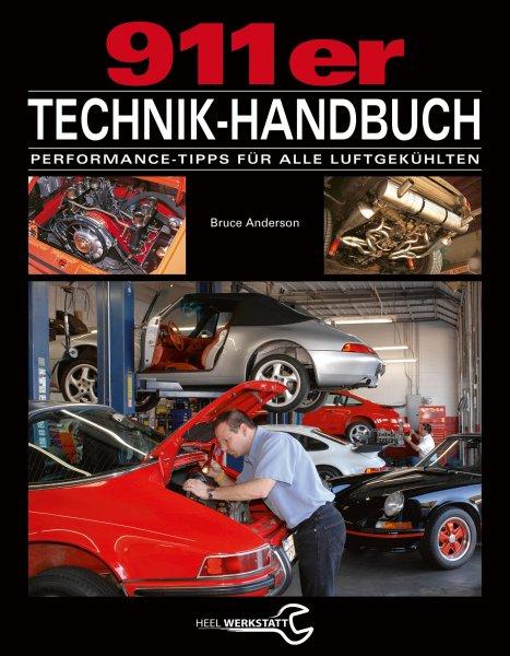 911er Technik-Handbuch #2# Performance-Tipps für alle luftgekühlten Porsche 911 (1963-1998)