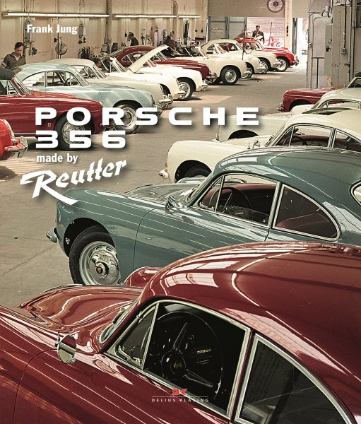 Porsche 356 — made by Reutter (english edition)
