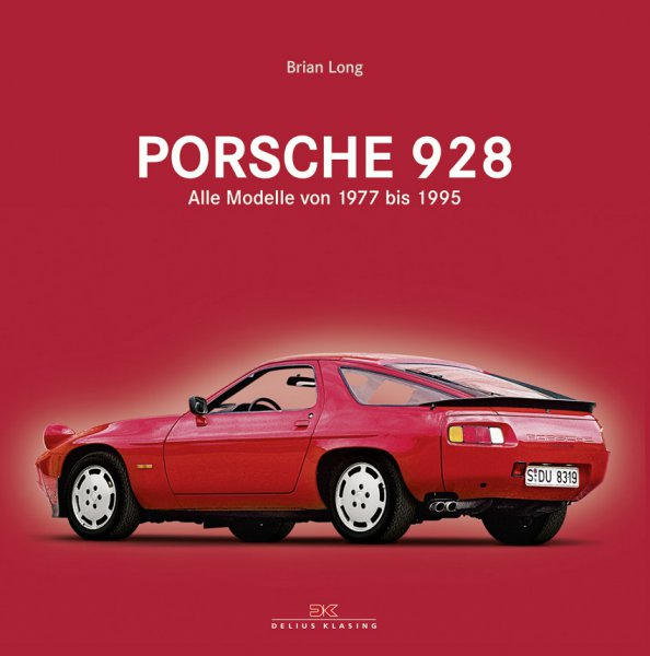 Porsche 928 — Alle Modelle von 1977 bis 1995