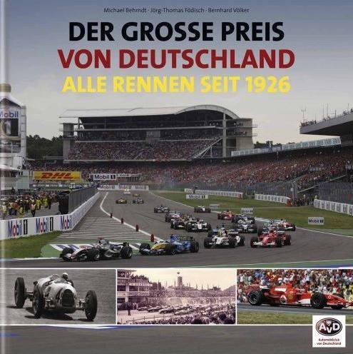Der Grosse Preis von Deutschland #2# Alle Rennen seit 1926