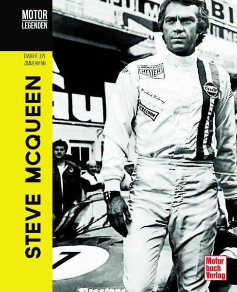 Steve McQueen #2# Motorlegenden