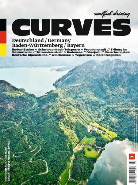 CURVES #13 · Deutschland / Germany #2# Baden-Württemberg / Bayern