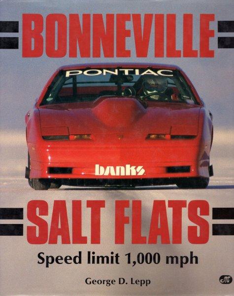 Bonneville Salt Flats #2# Speed limit 1,000 mph