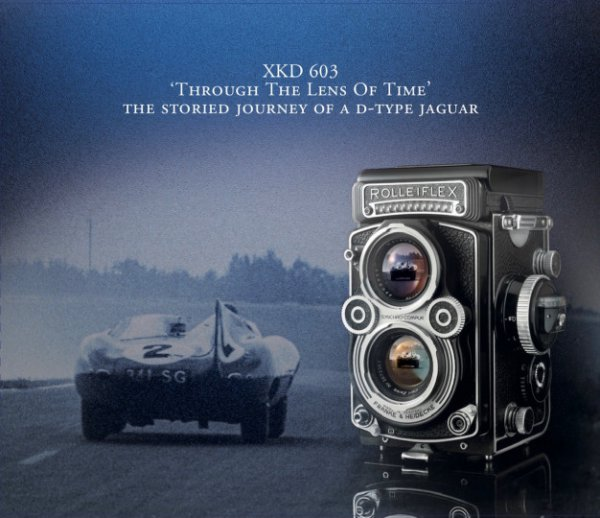 XKD 603 · Through the Lens of Time — The Storied Journey of a D-Type Jaguar
