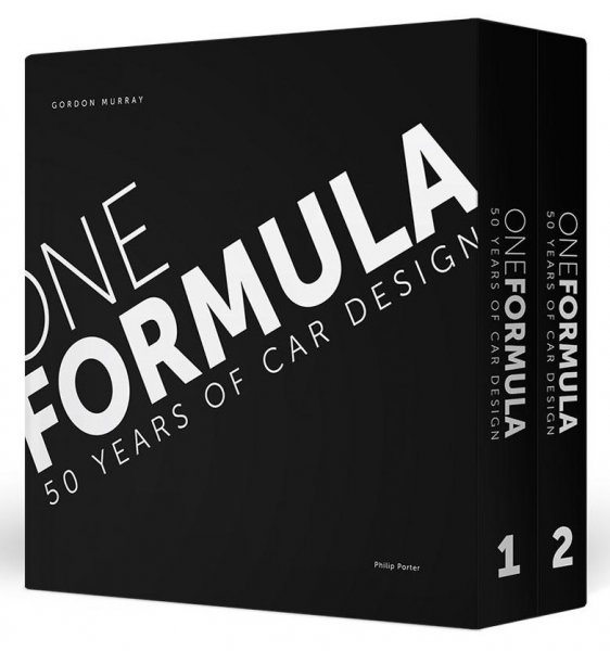 One Formula #2# 50 years of Car Design · Gordon Murray
