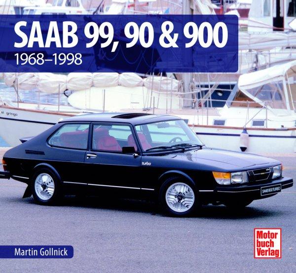 Saab 99, 90 & 900 · 1968-1998 — Schrader-Typen-Chronik