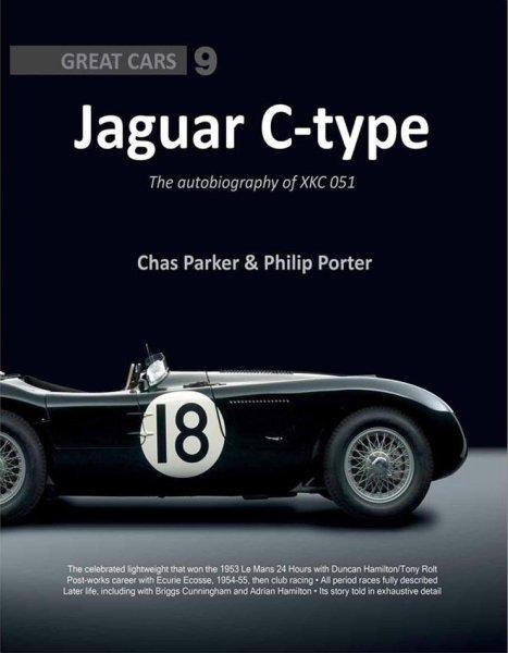 Jaguar C-type — The autobiography of XKC 051