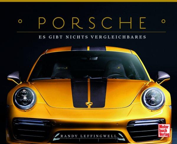 Porsche #2# Es gibt nichts Vergleichbares
