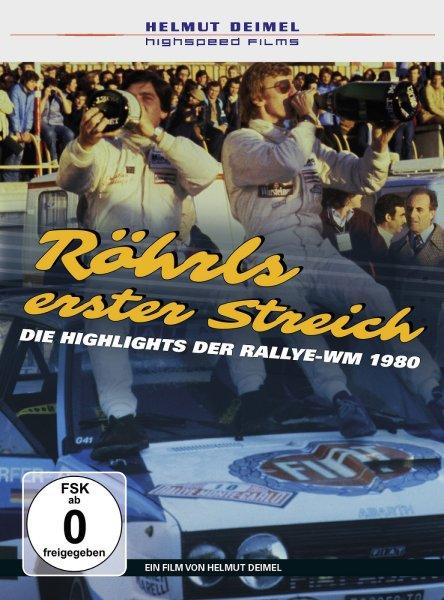 Röhrls erster Streich #2# Die Highlights der Rallye-WM 1980