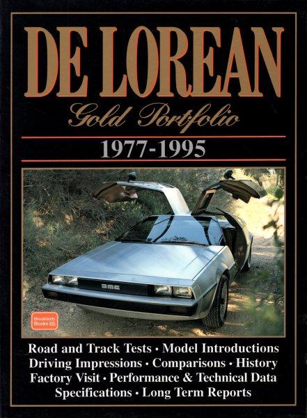 DeLorean 1977-1995 — Brooklands Gold Portfolio