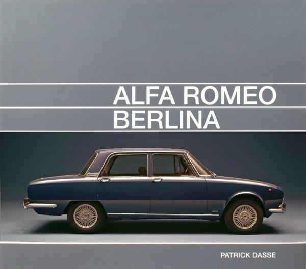 Alfa Romeo Berlina — Tipo 105