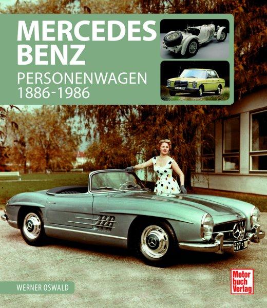 Mercedes-Benz #2# Personenwagen 1886-1986