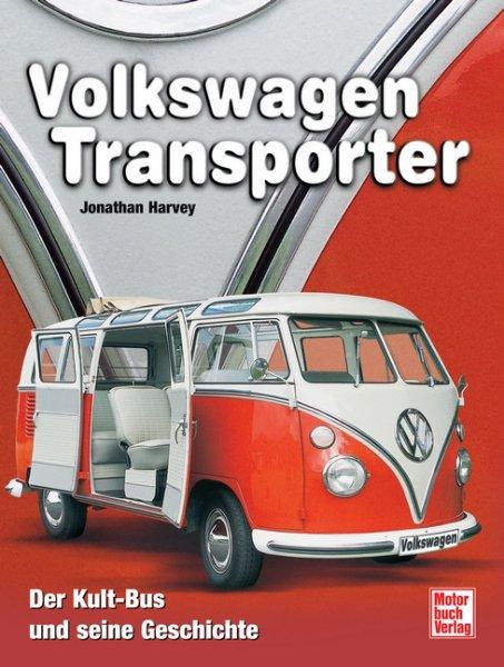 Volkswagen Transporter — Der Kult-Bus und seine Geschichte