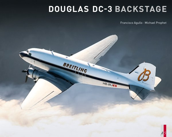 Douglas DC-3 Backstage