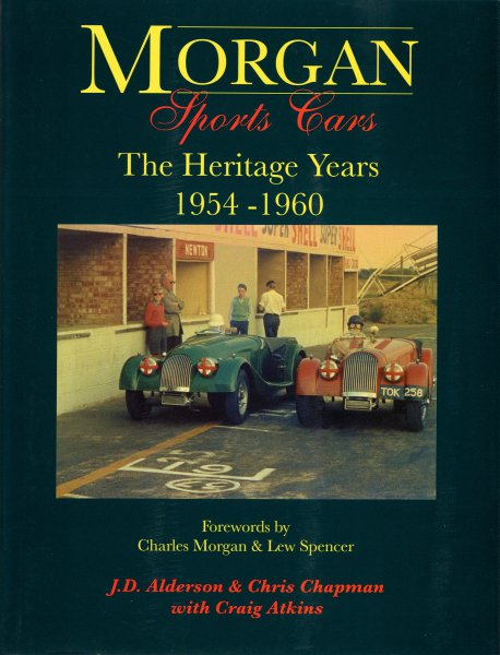Morgan Sports Cars #2# The Heritage Years 1954-1960