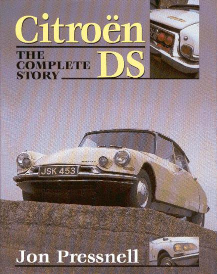 Citroen DS #2# The Complete Story