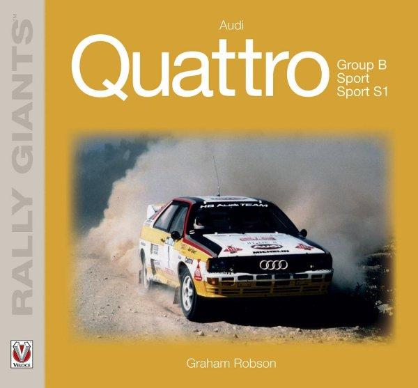 Audi Quattro Group B · Sport · Sport S1 — Rally Giants