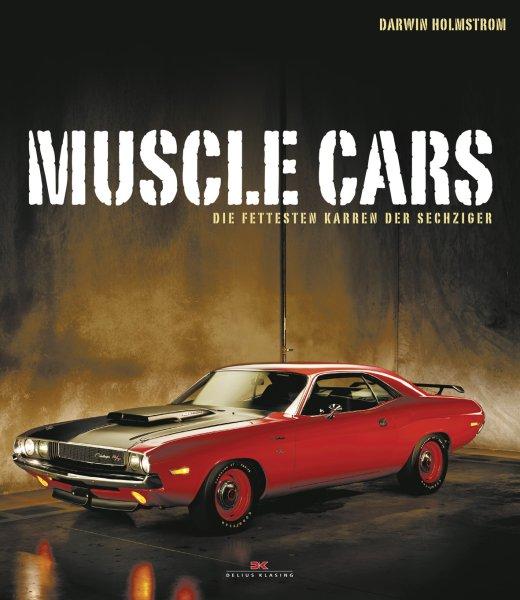 Muscle Cars #2# Die fettesten Karren der Sechziger