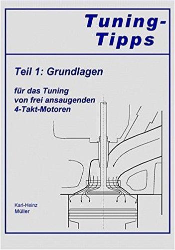 Tuning-Tipps Teil 1 — Grundlagen für das Tuning von frei ansaugenden 4-Takt-Motoren