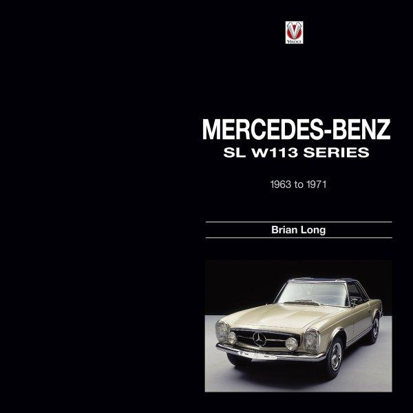 Mercedes-Benz SL #2# W113 series 1963 to 1971